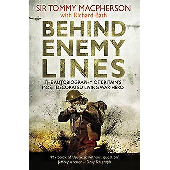 Behind Enemy Lines - de autobiografie van Engelands meest ingericht Liv