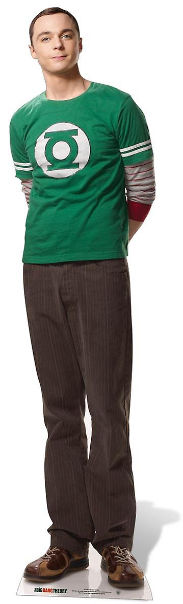 Dr Sheldon Cooper Lifesize Cardboard Cutout / Standee (The Big Bang Theory)