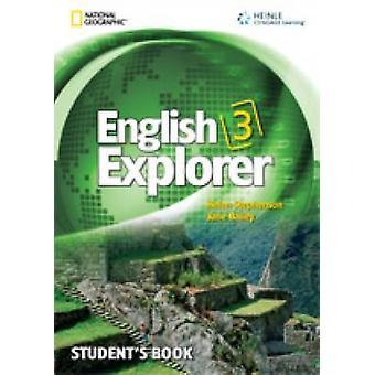 Explorateur anglais 3 par Jane Bailey - Helen Stephenson - 9781111067984