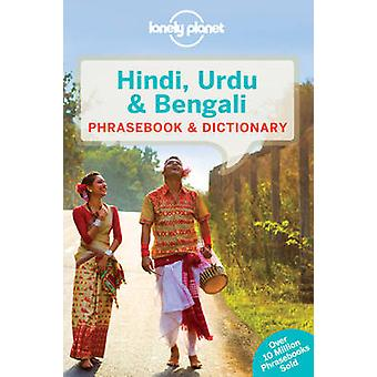 Lonely Planet Hindi - Urdu & Bengali Phrasebook & Dictionary by Lonel