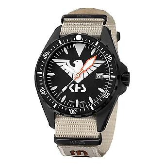 KHS MissionTimer 3 mens watch watches Eagle one KHS. MTHS. NXTLT5
