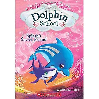 Splash's Secret Friend (Dolphin School #3)
