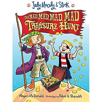 Judy Moody & Stink: The Mad, Mad, Mad, Mad Treasure Hunt