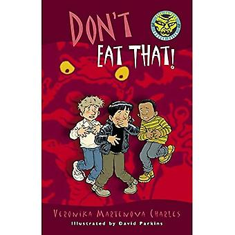 Don't Eat That! (Easy-To-Read Spooky Tales)