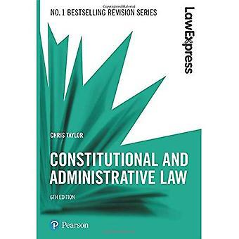 Express prawa: Prawa konstytucyjnego i administracyjnego (prawo Express)