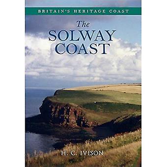 Solway Küste Großbritanniens Heritage Coast