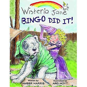 Bingo Did It! (een boek van Jane van blauweregen)