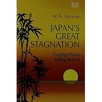 Gran estancamiento de Japón: avanzando, cayendo