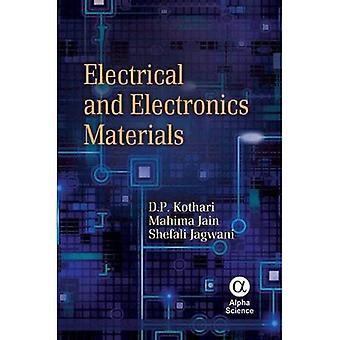 El och elektronik material