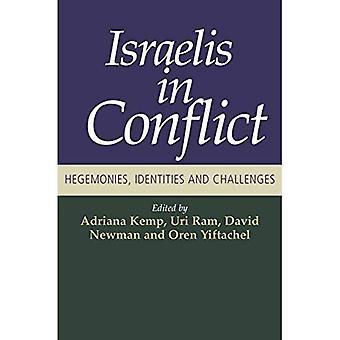 ISRAELIS IN CONFLICT