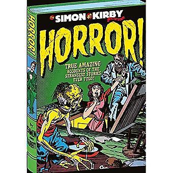 Le Simon et Kirby bibliothèque - horreur (la bibliothèque de la Simon & Kirby)