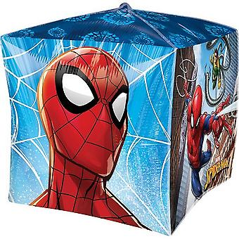 Anagram Spider-Man Supershape Cubez Balloon