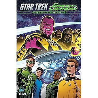 Star Trek/Green Lantern, Vol. 2 Stranger Worlds