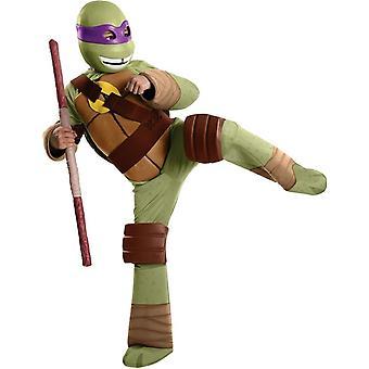 Traje de niño de Tmnt de Donatello