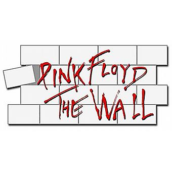 Pink Floyd The Wall Metall / Emaille Anstecknadel (Ro)