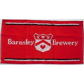 Barnsley Brewery cotton bar towel