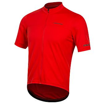 Pearl Izumi Torch Red Tempo Short Sleeved Cycling Jersey