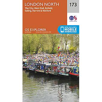 London North - The City - West End - Enfield - Ealing - Harrow & Watf
