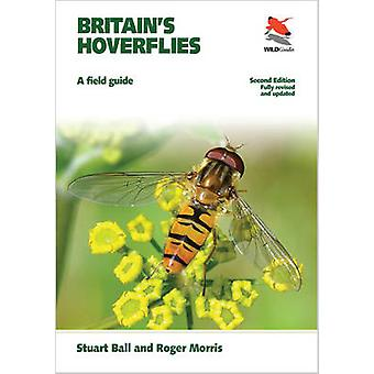 Britain's Hoverflies - A Field Guide (Revised & updated ed) by Stuart