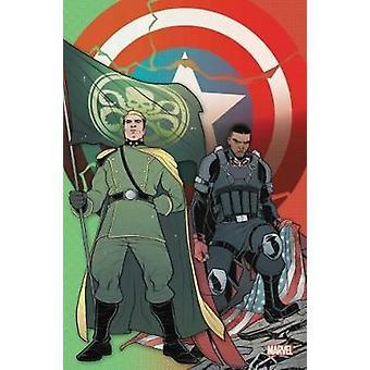 Captain America - Secret Empire by Nick Spencer - 9781302908492 Book