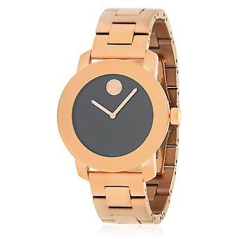 Reloj unisex Movado Bold Rose Gold-Tone 3600463
