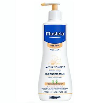 Mustela Cleansing Milk 500ml