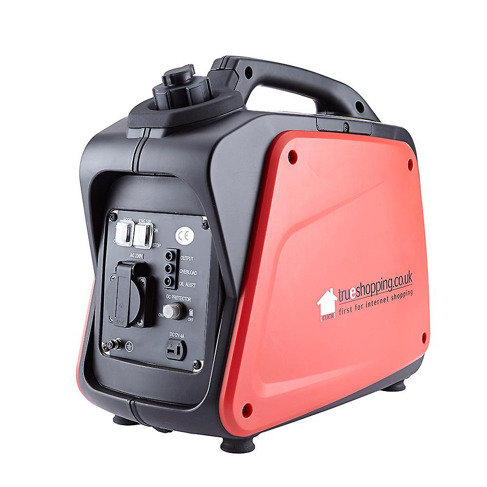 Trueshopping Petrol portable Digital Quiet Inverter Generator