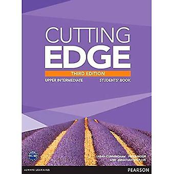 Cutting Edge Upper Intermediate Students' Book and DVD Pack