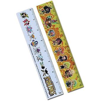 Stationery - One Piece - Straw Hat Pirates Lenticular (Pack of 5) Anime ge70004