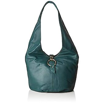 Liebeskind Berlin HoboM - BoboH6 Women's Green shoulder bag (Green (forest green 7688)) 24x29x42 cm (B x H x T)