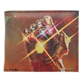 Infinity War Thanos Quickturn Men's Bi-Fold Brieftasche