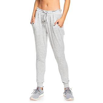 Roxy Young Womens just igår super mjuk Joggers-Heritage Heather