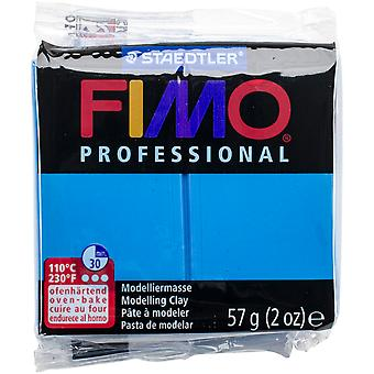Fimo Professional Soft Polymer Clay 2oz-Blue EF8005-300