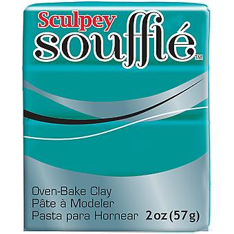 Sculpey Souffle Clay 2 Oz. Sea Glass Su6 6505
