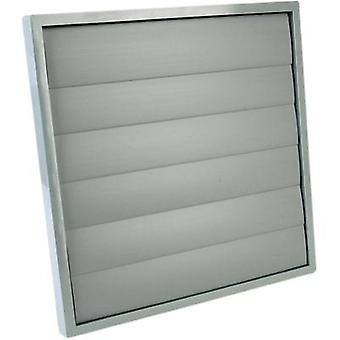 WallairVentilation technology Shutter flap for basic Grey