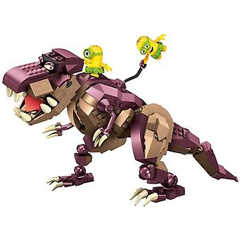 Megabloks Minions Dino Crominion (Toys , Constructions , Characters And Animals)