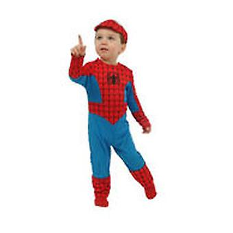 Josman Spiderman Costume Baby Size 0 (Kids , Toys , Costumes)