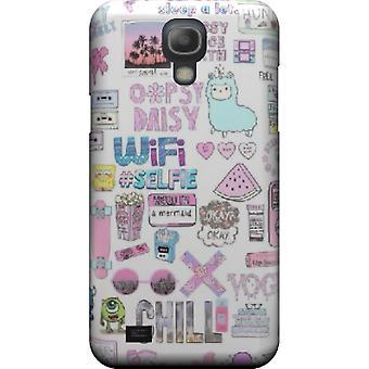 Cover shoot Opsy daisy for S4 Galaxy mini