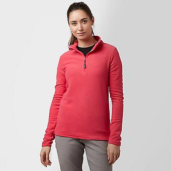 Peter Sturm Frauen Grasmere Half Zip Fleece