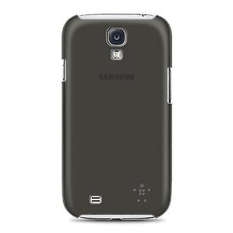 Belkin F8M550btC00 snap skjold sheer cover Samsung Galaxy S4 i9500 sort