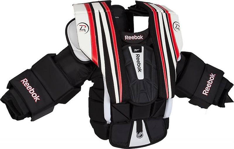 Reebok Premier P4 Pro goalie chest & arm