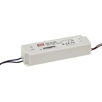 Mean WellLED driverLED-switching power supply LPC-35-700