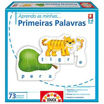 Educa My First Words learn ... (Portuguese)