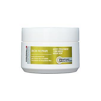 Goldwell Dualsenses Rich Repair 60 Sec behandling för torrt och sprött hår 200ml