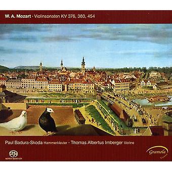 W.a. Mozart - Mozart: Violinsonaten [SACD] USA import