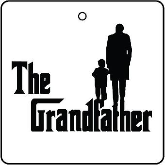 The Grandfather Car Air Freshener