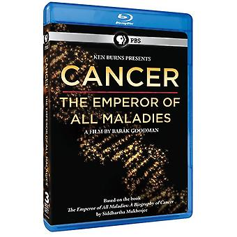 Ken Burns: Story of Cancer / Emperor of All [BLU-RAY] USA import