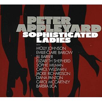 Peter Appleyard Quintet - sofistikerede damer [CD] USA import