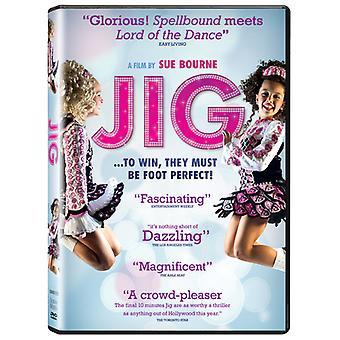 Jig [DVD] USA import