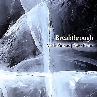 Mark Pinkus - Breakthrough [CD] USA import